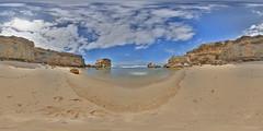 Sorrento: St Pauls Beach 6 Sorrento Vic Equirectangular