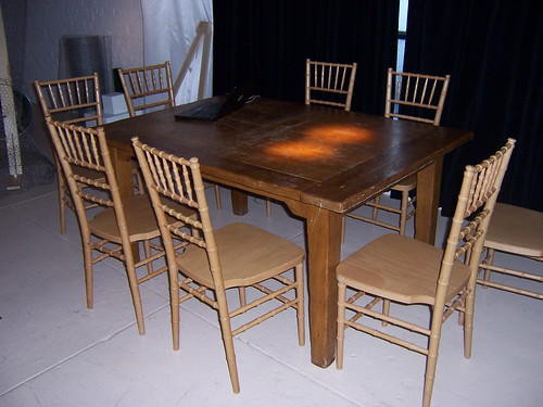 chairs, tables for rent 038