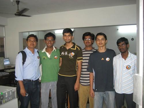 mozilla (MVSR)campus reps team