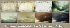 Cloud Texture Pack