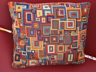 Kaffe Fassett Pillow