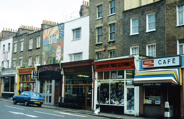 1978 - 1 - London - Camden - Camden Highstreet