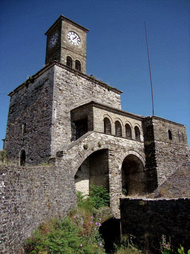 Kalaja e Gjirokastrës, Albania