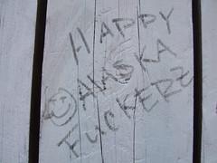 Happy Alaska Fuckerz