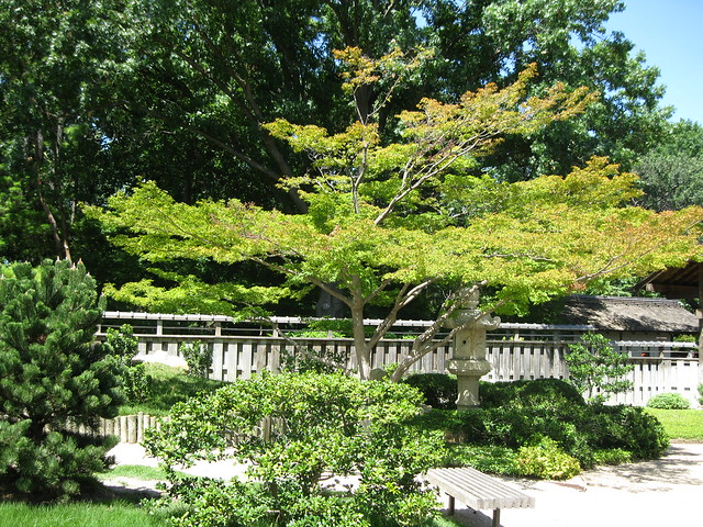Ft Worth Botanical Garden Japanese Gardens Flickr