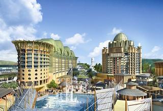 Resorts World at Sentosa - Hotel Michael & Maxims Tower