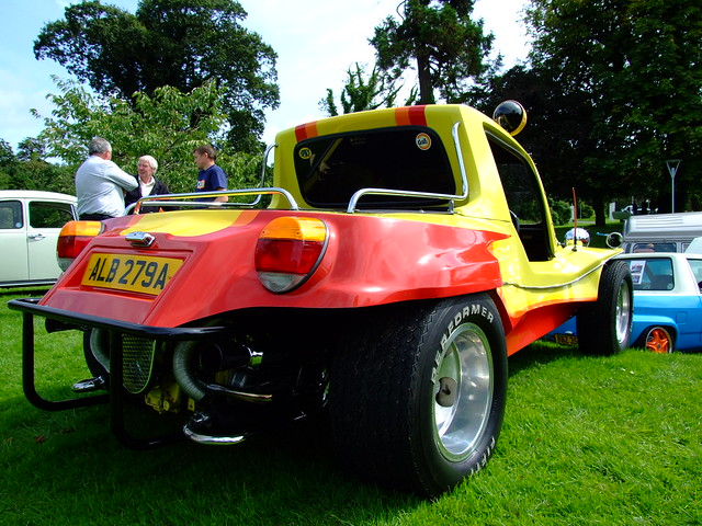 how to build a dune buggy from a vw beetle