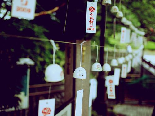 leica japan pen f14 olympus kanazawa 25mm ep1 風鈴 金沢 石川県 20090815 夕ぐれ祭り