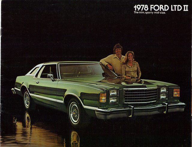 1978 Ford Ltd II Sport http://www.flickr.com/photos/37573576@N06/3913672387/