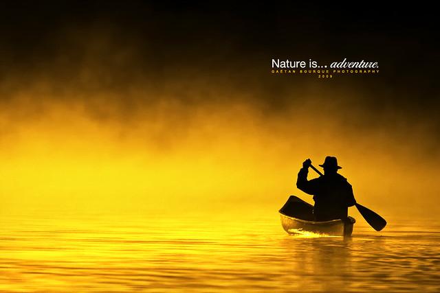 Nature is... adventure!