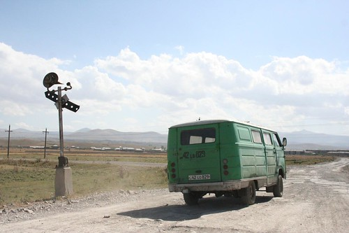Photos of Driving Armenia to Nagorno Karabakh