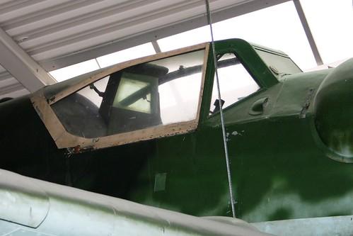Messerschmitt BF 109 G6 - Cockpit Canopy