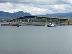 Bennett Bridge over Lake Okanaga