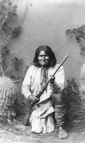 Tributo a Gerónimo (1829-1909)