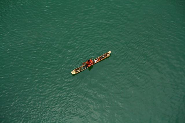 River Narmada at Tilwara Ghat in Jabalpur, India. (View Original Size)