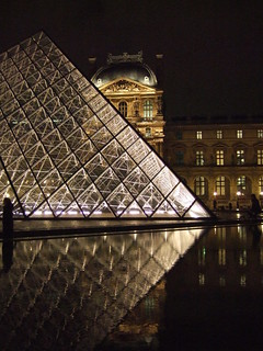 Le Louvre - where else?