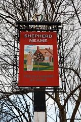Surrey Pub Signs
