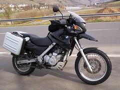 mein Moped an der Mosel auf Flickr