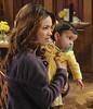 Liz and baby Emma