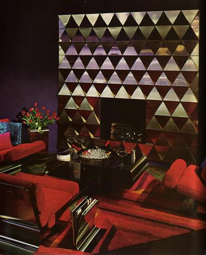 Studio 54 Living Room