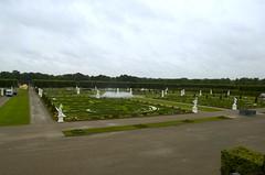 Hanovre#Jardins Royaux de Herrenhausen