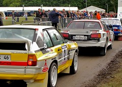 The Cholmondeley Pageant of Power 2009)