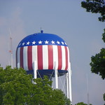 Bowling Green Water Tower
