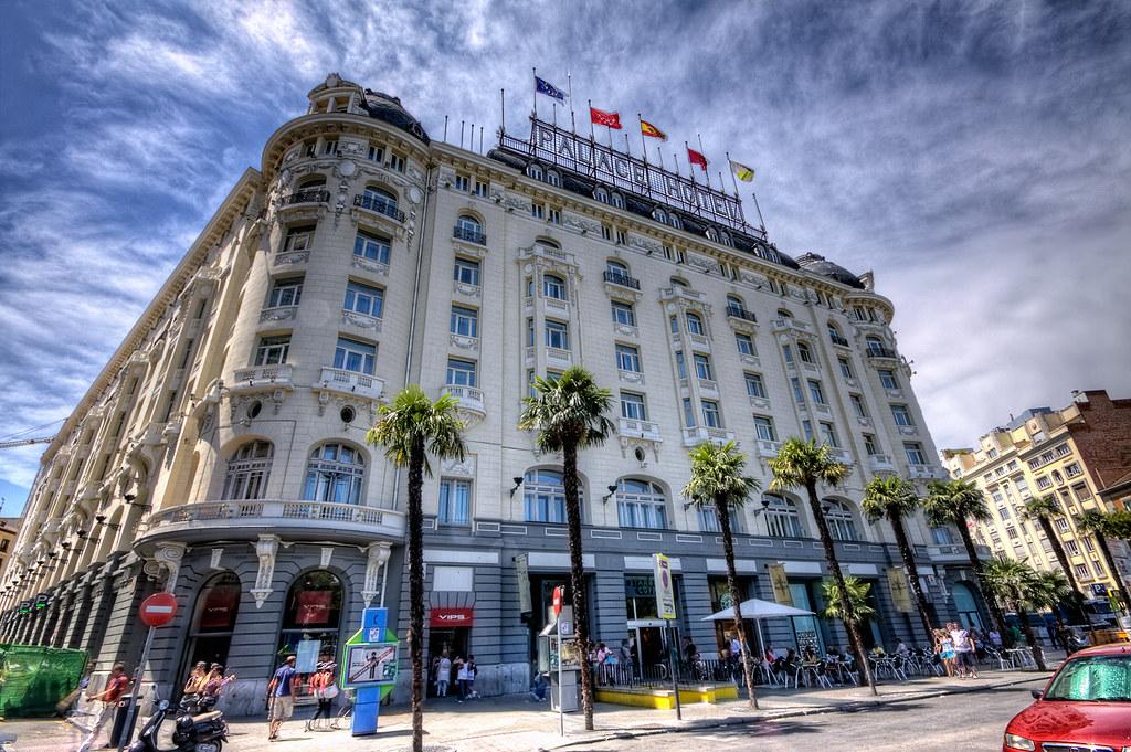 Palace hotel madrid hdr flickr photo sharing - Cerrajeros madrid 24h ...