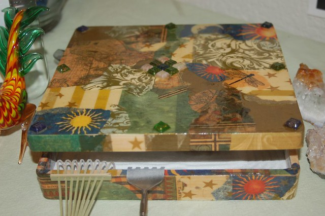Decoupage Definition Meaning