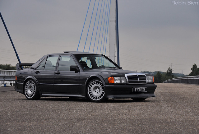 Mercedes 190E 2.5-16 EVO I