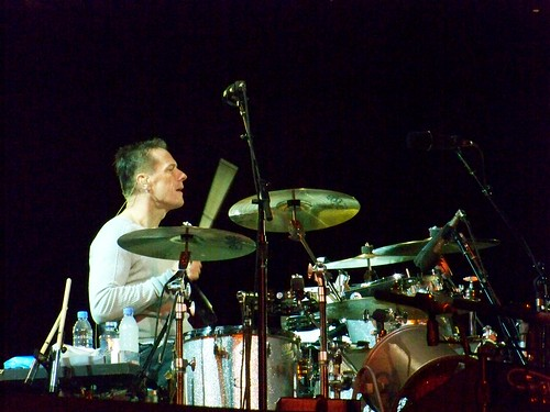 Larry Mullen photo