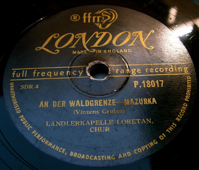 London vintage record label flickr photo sharing for Classic house record labels