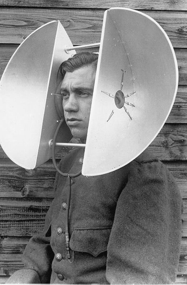 dual-head-mounted-listening-device