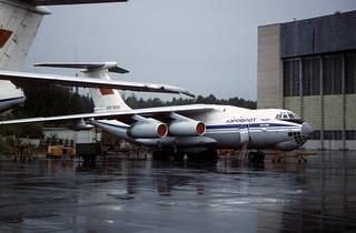 Ilyushin Il-78M  CCCP-76701 Zhukovsky