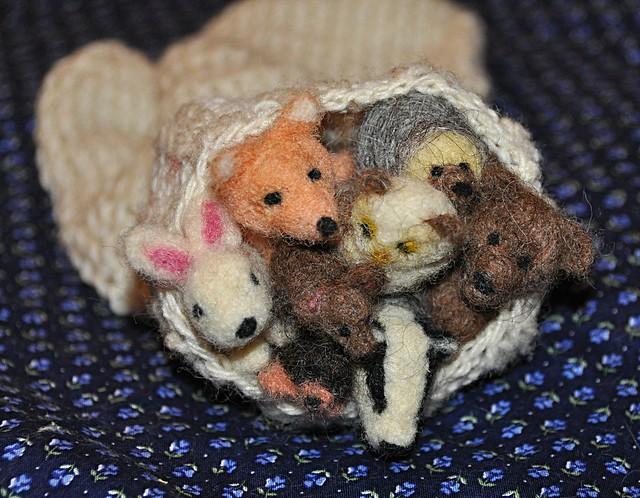 Animals in the mitten | Flickr - Photo Sharing!