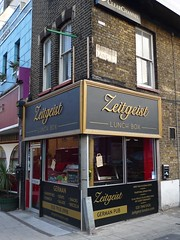 Picture of Zeitgeist Coffee Bar, SE1 7HR