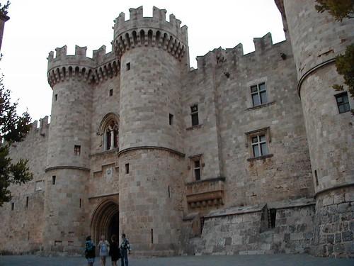 Νότιο Αιγαίο - Ρόδος Η κεντρική πύλη του Κάστρου