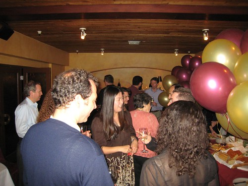 John Steinberg's Birthday Party, Kuleto's T… IMG_7836