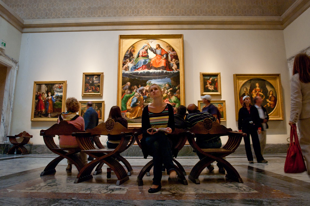 JSOVT(MB): Musei Vaticani chair
