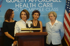 Speaker Pelosi on Health Care Reform and Medical Costs