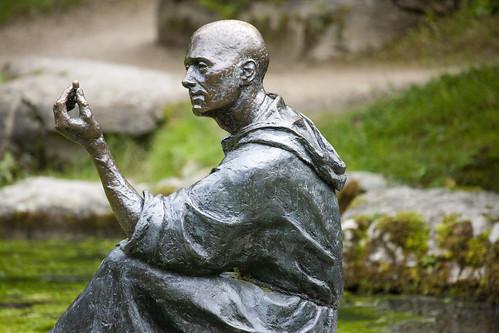 Kildare - Saint Fiachra's Garden [Patron Saint Of Gardeners]