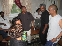 July 4 2008 Eskista -celebrating the birth of an organization