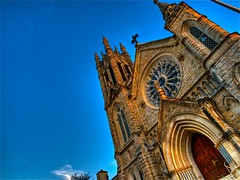 Church Front HDR LTB by Taylorman2