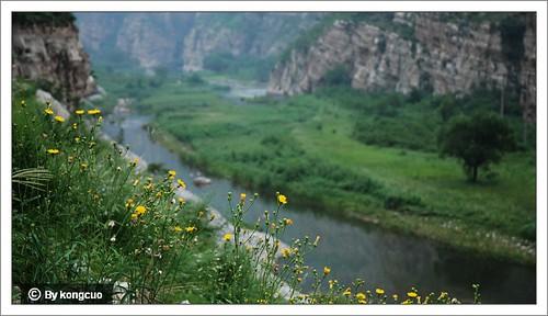 徒步沿河城-幽州-永定河峡谷-风景