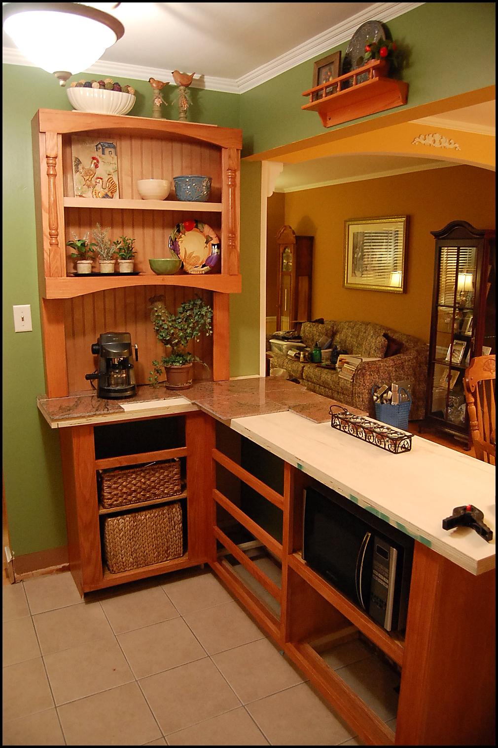 Complete Kitchen Cabinet Set Modern