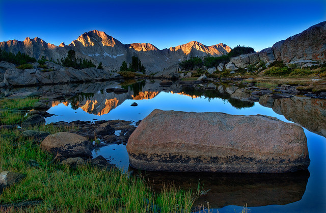Dusy Basin Sunrise by David Shield Photography, on Flickr