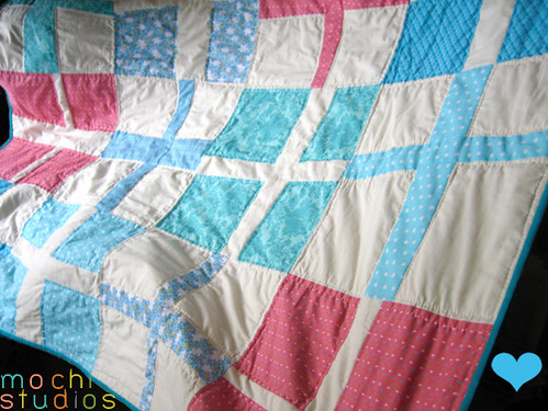 Cross My Heart Quilt