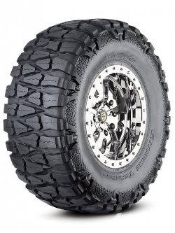 Nitto, Mud Grappler Tire NT-200580 - Jeep Parts, Jeep Accessories