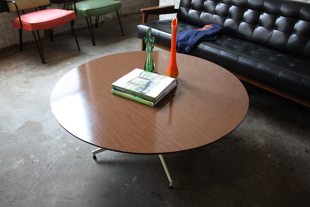 Mid Century Modern Convertible Coffee Dining Table Flickr Photo Sharing