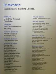 Li Ka Shing Knowledge Institute - St. Michael's Hospital